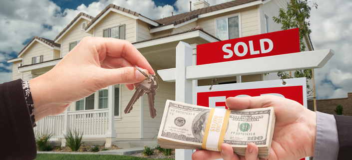 What is the process to sell house quick in as-is condition for cash