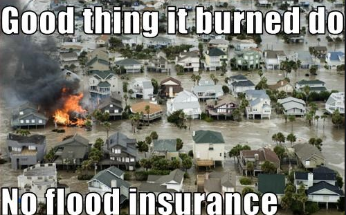 No Flood Insurance? How to Get Money